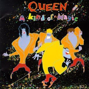 Queen - Some Kind Of Magic - promo cover pic - 2014