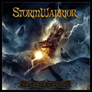 Stormwarrior - Thunder & Steel - promo cover pic - 2014