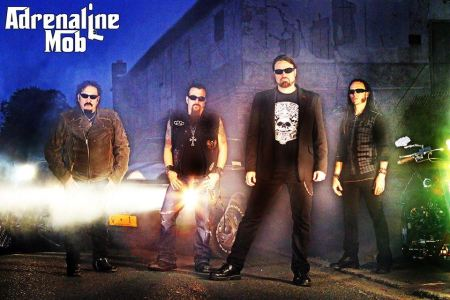 Adrenaline Mob - promo band pic - #77507 - 2014