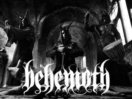 Behemoth - promo group pic - 2014 - #66779