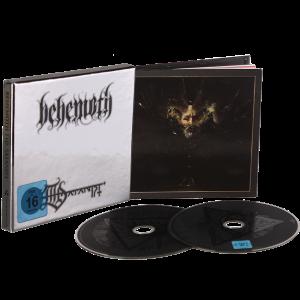 Behemoth - The Satanist - CD:DVD - promo pic - #2 - 2014 - 44