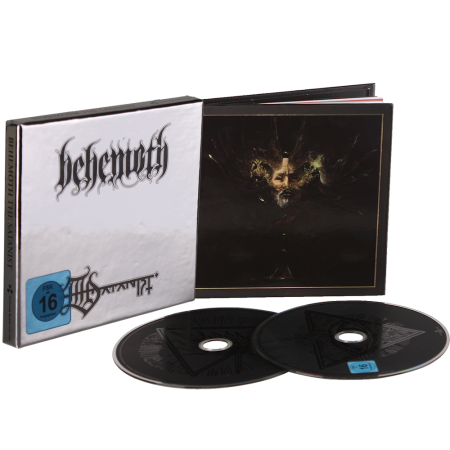 Behemoth - The Satanist - CD:DVD - promo pic - #2 - 2014 - 44