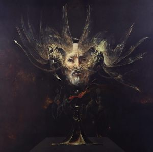 Behemoth - The Satanist - promo cover pic - 2014