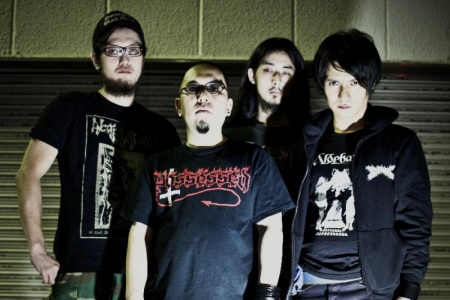 Coffins - promo band pic - 2014 - #660029