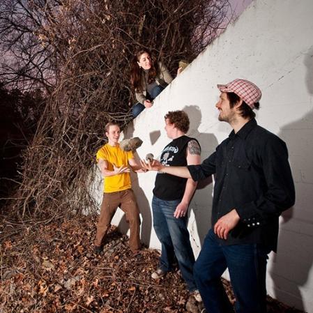 Corsair - promo band pic - 2014 - #33712