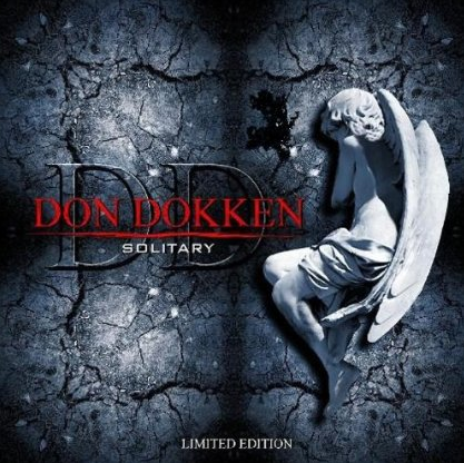 Don Dokken - Solitary - promo cover pic - 2014