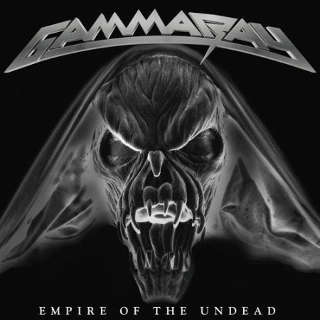 Gamma Ray - Empire Of The Undead - promo cover pic - 2014