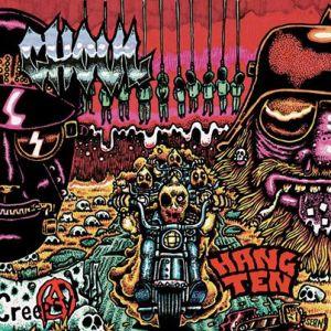 Ghoul - Hang Ten - promo cover pic - 2014