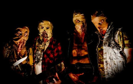 Ghoul - promo band pic - 2014 - #661194