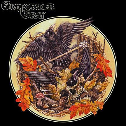 Gunpowder Gray - promo cover pic - 2014