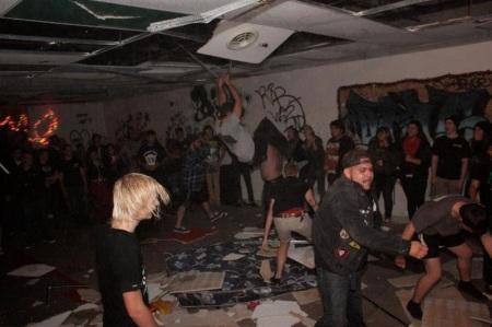 Homewrecker - puclicity live pic - 2014 - #33