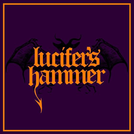 Lucifers Hammer - demo MMXII - promo cover pic - 2014