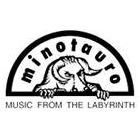 Minotauro Records - logo - B&W - 2014