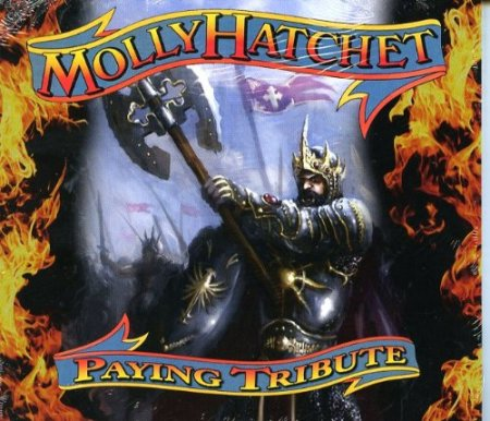 Molly Hatchet - Paying Tribute - promo cover pic