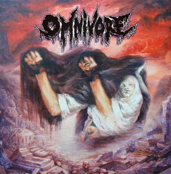 Omnivore - promo album cover pic - 2014
