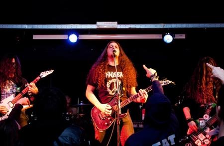 Omnivore - promo band pic - #88490 - 2014
