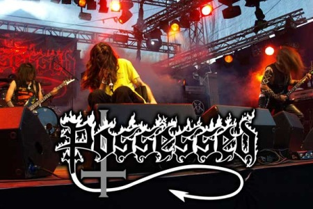 Possessed - promo band live pic - 2014 - #66933