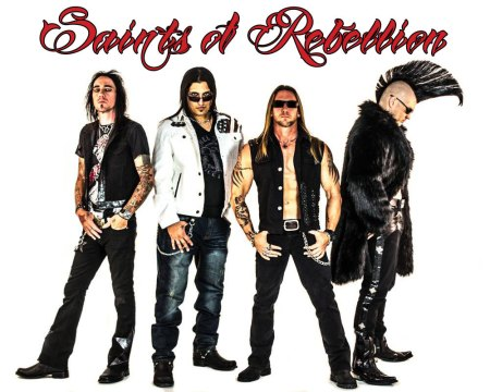 Saints Of Rebellion - promo band pic - #73109 - 2014