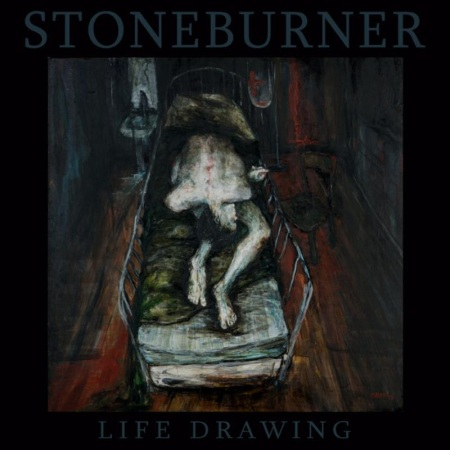 Stoneburner - Life Drawing - promo album cover pic - 2014