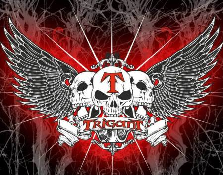 Trigant - cover - band logo promo pic - 2013