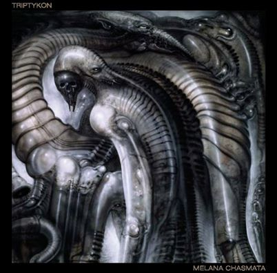 Triptykon - Melana Chasmata - promo cover pic - 2014