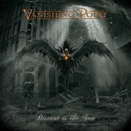 Vanishing Point - Distant Is The Sun - promo cover pic
