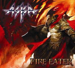 Aska - Fire Eater - promo cover pic - 2013
