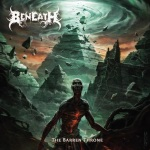 Beneath - The Barren Throne - promo cover pic - 2014