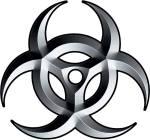 Biohazard - classic band logo - 2014 - #1011
