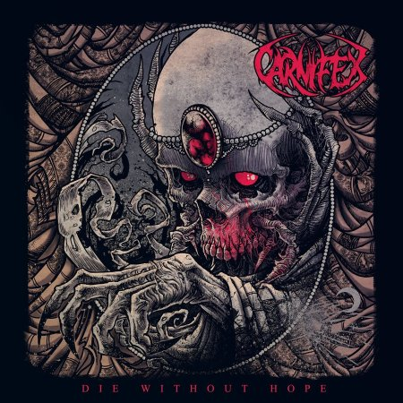 Carnifex - Die Without Hope - promo cover pic - 2014