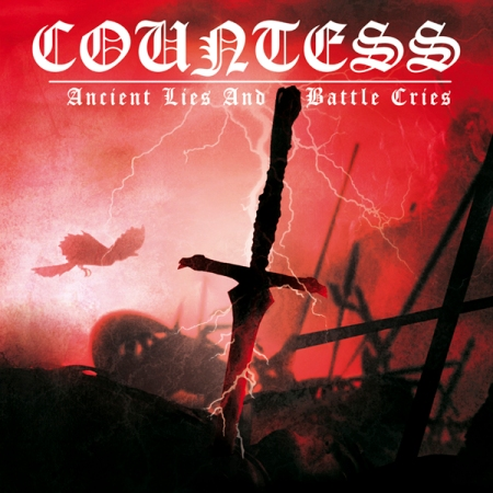 Countess - Ancient Lies And Battle Cries - promo cover pic - 2014