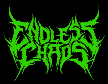 Endless Chaos - large band logo - 2014 - #313
