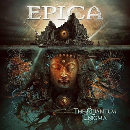 Epica - The Quantum Enigma - promo cover pic - 2014