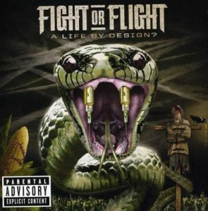 Fight Or Flight - A Life By Design? - promo cover pic - #22892