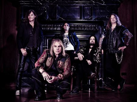 Helloween - promo band pic - 2014 - #610091