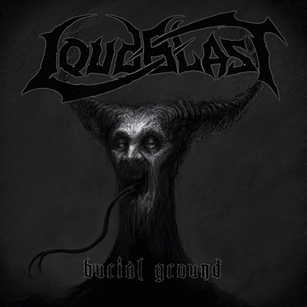 Loudblast - Burial Ground - promo cover pic - 2014