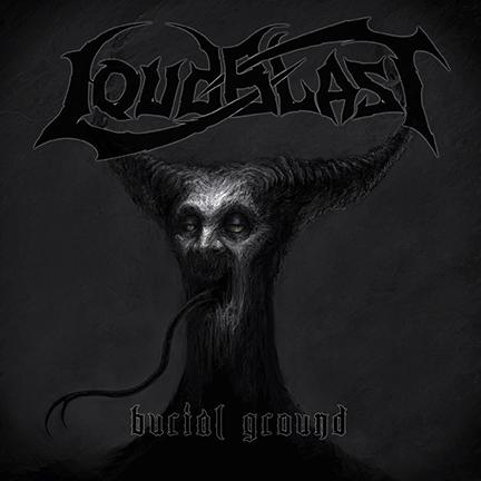 Loudblast - Burial Ground - promo cover pic - 2014