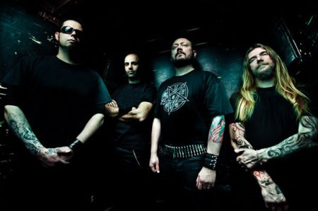 Loudblast - promo band pic - #33199 - 2014