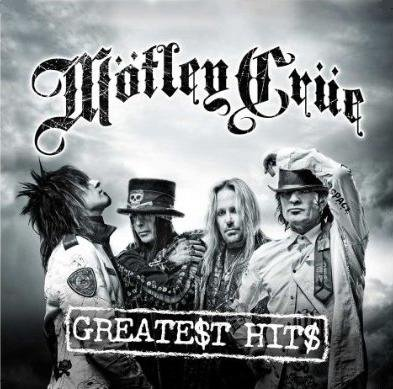 Motley Crue - Greatest Hits - promo cover pic - #7770 - large