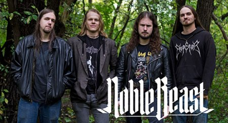 Noble Beast - promo band pic - 2014 - #5530