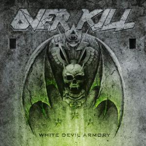 Overkill - White Devil Armory - promo cover pic - 2014