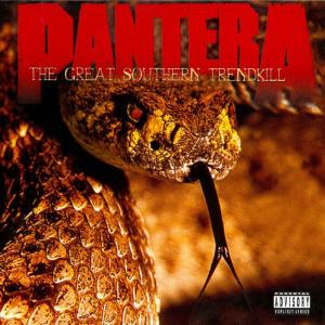 Pantera - The Great Southern Trendkill - promo cover pic - #660805