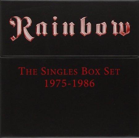 Rainbow - The Singles Box Set - 1975-1986 - promo cover pic - 2014