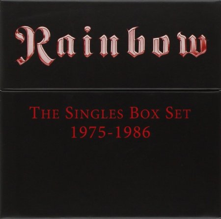 Rainbow - The Singles Box Set - 1975-1986 - promo cover pic - 2014