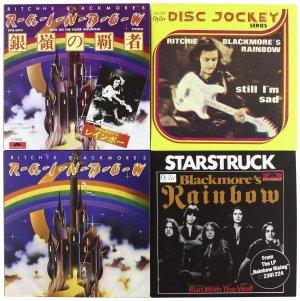 Rainbow - vinyl singles - box set - 2014 - #01