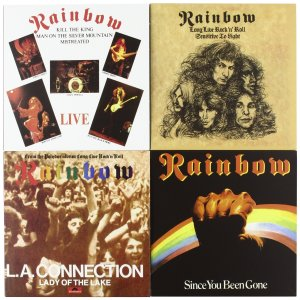 Rainbow - vinyl singles - box set - 2014 - #02