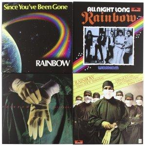 Rainbow - vinyl singles - box set - 2014 - #03