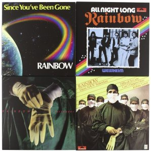 Rainbow - vinyl singles - box set - 2014 - #03