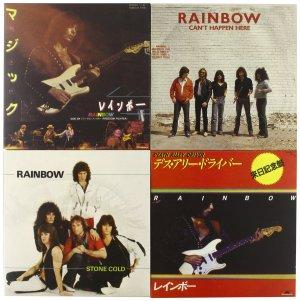 Rainbow - vinyl singles - box set - 2014 - #04