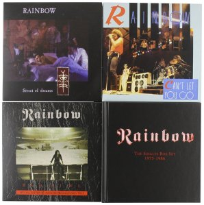 Rainbow - vinyl singles - box set - 2014 - #05